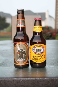 Two scores for the week: Ichabod by New Holland and Hop Whore by Tyranena
