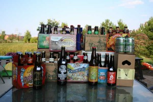 Huge haul of Oktoberfest/Marzen and Pumpkin beers from Star Liquor in Madison, WI