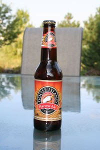 Harvest Ale by Goose Island is a great mix of hop aroma into the ESB.