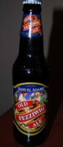 boston beer company samuel adams old fezziwig ale