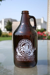 flossmoor station restaurant & brewery growler