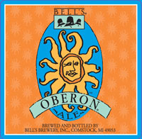 bells oberon label