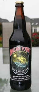 ballast point brewing company sea monster imperial stout
