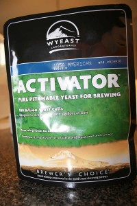 Used the Wyeast 1056 for this batch.  Easy.  First time not using Nottingham.