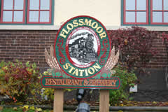 flossmoor station resturant & brewery two time