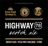 stone brewing company highway 78 scotch ale