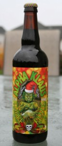 three floyds brewing company alpha klaus