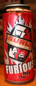 surly brewing company furious