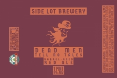 Side Lot Brewery - Dead Men Tell No Tales