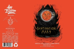 Hop Butcher For The World - Destination Mars
