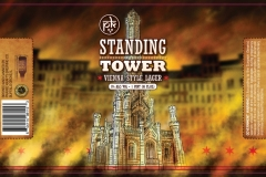 Prairie Krafts Brewing Co - Standing Tower