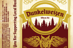Bearded Owl Brewing - Dunkelweizen