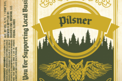 Bearded Owl Brewing - Pilsner