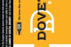 Dovetail Brewery - Pilsner