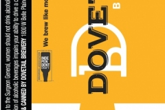 Dovetail Brewery - Baltic-style Porter