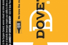 Dovetail Brewery - Czech-style Dark Lager