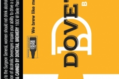 Dovetail Brewery - Lager