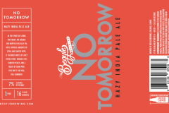 Begyle Brewing - No Tomorrow