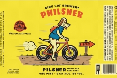Side Lot Brewery - Philsner