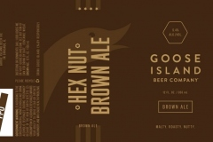 Goose Island Beer Company - Hex Nut Brown Ale