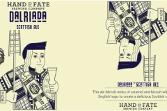 Hand Of Fate Brewing Company - Dalriada