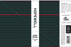 The Hopewell Brewing Company - Alphabetical