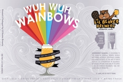 Lil Beaver Brewery - Wuh Wuh Wainbows
