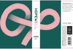 The Hopewell Brewing Company - Foeder Bock