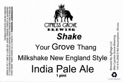 Cypress Grove Brewing - Shake