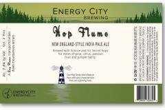 Energy City - Hop Flume