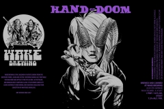 Wake Brewing - Hand Of Doom