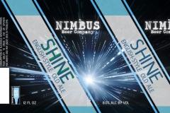 Nimbus Beer Company - Shine