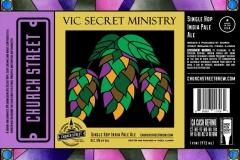 Church Street - Vic Secret Ministry