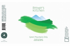 Brewer's Kitchen - Green Mountains Only