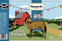 Pipeworks Brewing Co - Tip Top