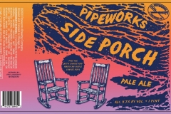 Pipeworks Brewing Co - Side Porch