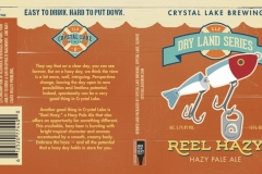Crystal Lake Brewing - Reel Hazy