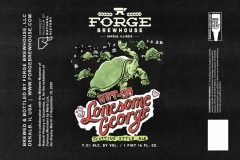 Forge Brewhouse - Not So Lonesome George Scottish Style Ale