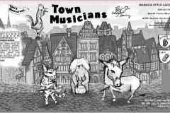 Off Color Brewing - Town Musicians
