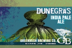 Greenbush Brewing Co. - DunegrÄs