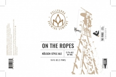 Pollyanna Brewing Company - On The Ropes