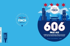 Finch Beer Co. - 606 Pale Ale