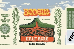 Half Acre Beer Co. - Bodem