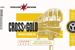Revolution Brewing - Cross Of Gold