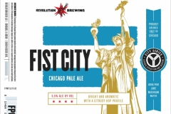 Revolution Brewing - Fist City