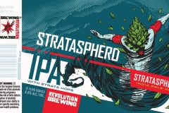 Revolution Brewing - Stratasphero