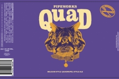 Pipeworks Brewing Co - Quad