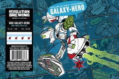 Revolution Brewing - Double Dry-hopped Galaxy Hero
