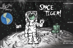 Off Color Brewing - Space Tiger