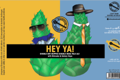 Mikerphone Brewing - Hey Ya!